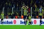Fenerbahçe: 2 - BB Erzurumspor: 2