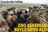 Cumhurbaşkanı Recep Tayyip Erdogan'ın Fırat'ın doğusuna operasyonun sinyalini vermesi üzerine...