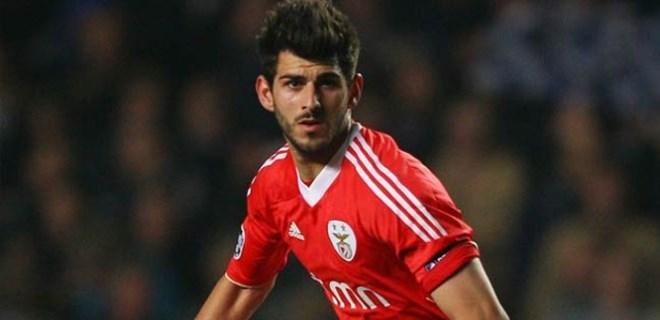 Nelson Oliveira, Ocak'ta Beşiktaş'ta