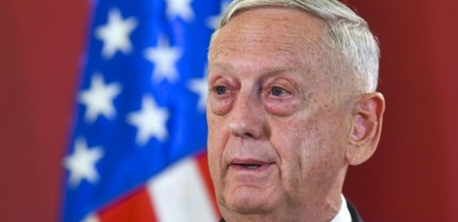 ABD Savunma Bakanı Mattis'ten Rusya çıkışı