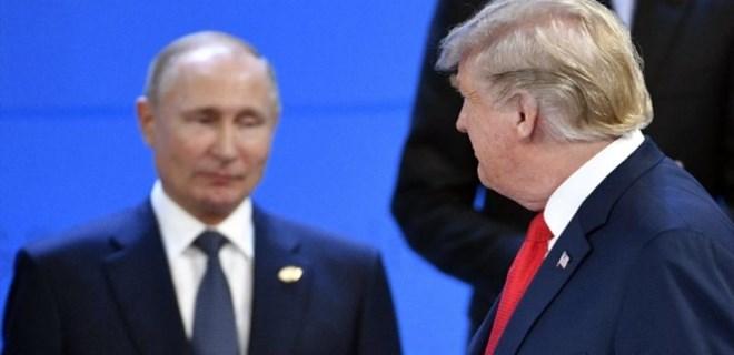 "Putin: ""Trump'la Ukrayna krizini görüştük"""