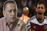 Fatih Altaylı'dan çok sert Mesut Özil tepkisi!..