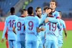 Trabzonspor: 5 - Sivas Belediyespor: 0