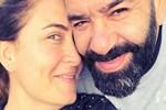 Ceyda Düvenci ve Bülent Şakrak 3. evlilik yıldönümünü kutladı