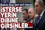 Bakan Akar: