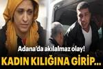 Adana'da garip bir vurulma hikayesi!