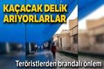 Teröristlerden brandalı önlem!
