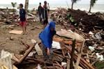 Endonezya'da tsunami felaketi yaşandı!