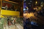 Ankara'da şizofreni hastası şahıs mahalleyi ayağa kaldırdı