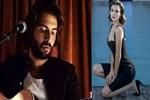 Yakışıklı müzisyen, Büşra Develi'nin kalbini çaldı!