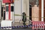 Diyarbakır'da emniyet binası önünde şüpheli paket alarmı