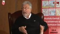 Metin Akpınar'ın Halk TV'deki konuşması