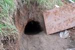Üsküdar'da esrarengiz tünel