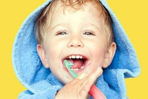 Çocuklarda süt dişlerinin önemine dikkat!