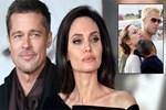 Angelina Jolie ile Brad Pitt çocukları yüzünden kapıştı!