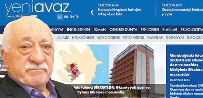 FETÖ'den Azerbaycan'da kara propaganda!