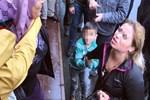 İstanbul'da çocuklu kadın kapkaççıyı vatandaşlar yakaladı