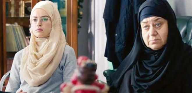 Serra Yılmaz 'La prima pietra' filminde rol aldı