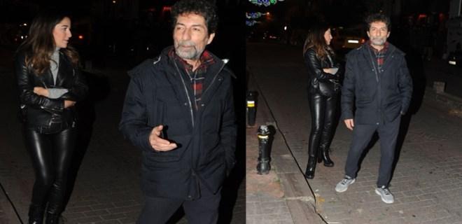 Mustafa Uğurlu'nun Cihangir'de panik anları!