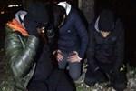 Edirne'de polisten 'mülteci' avı