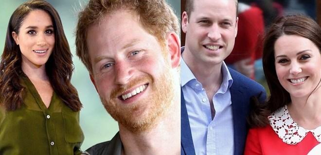 Kraliyet ailesindeki elti kavgası kardeşlerin arasını açtı!