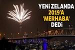 Yeni Zelanda, 2019'a 'Merhaba' dedi