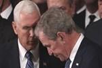 Baba Bush'a görkemli veda
