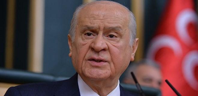 MHP lideri Bahçeli'den meclis başkanlığı açıklaması