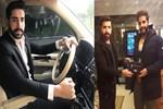 İstanbul'da UBER sürücüsünden örnek davranış