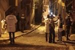 Beşiktaş'ta silahlı kavga: 1 ölü, 1 yaralı