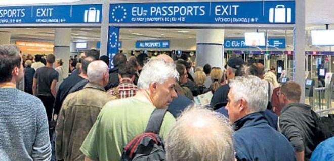 AB'den Türkiye'ye Schengen golü!