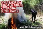 Diyarbakır polisinden terörün finans kaynağına darbe!