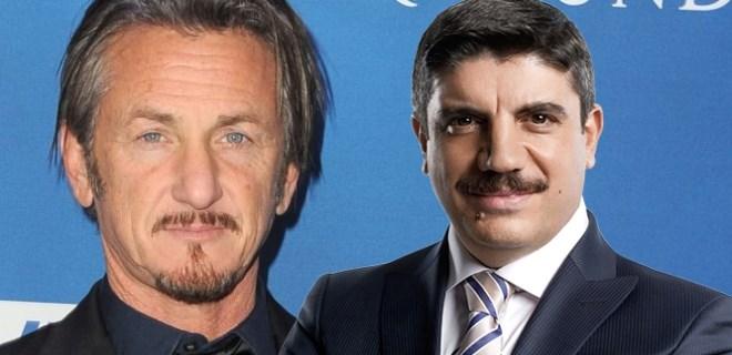 Sean Penn'den Yasin Aktay'a ziyaret