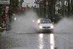 Mersin sağanak yağışa teslim oldu!