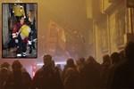 Bayrampaşa'da korkunç yangın!