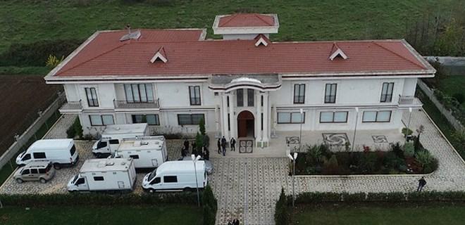 Yalova'daki villanın akıbeti belli oldu