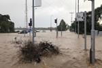 İsrail'de sel felaketi yaşanıyor!