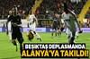 Beşiktaş, Spor Toto Süper Lig'in 15. haftasında Alanyaspor deplasmanına konuk oldu. Bahçeşehir...