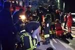 İtalya'da gece kulübünde panik ve izdiham