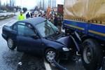 Malatya'da yürek yakan trafik kazası!