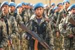 Polise Afrin görevi