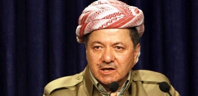 Barzani'den PKK'ya kapı desteği