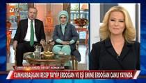 Erdoğan çiftinden okuma-yazma seferberliğine destek!