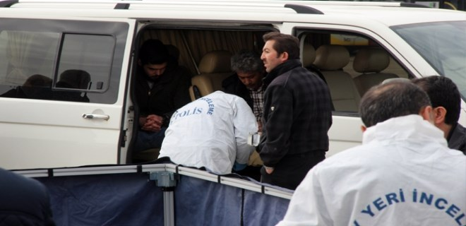 Konya'da yasak ilişki dramı!