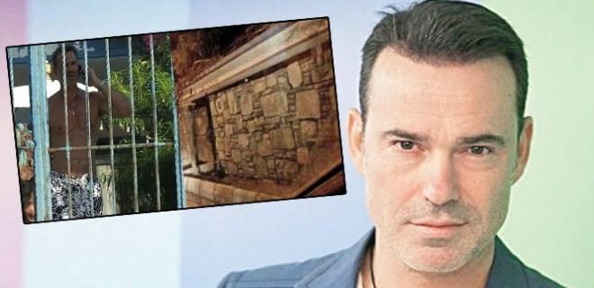 Murat Başoğlu duvar ördü!