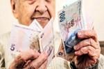 Emekliye 1632 lira zam!..