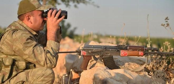 Tecrübeli korucular Afrin'e sevk edilecek