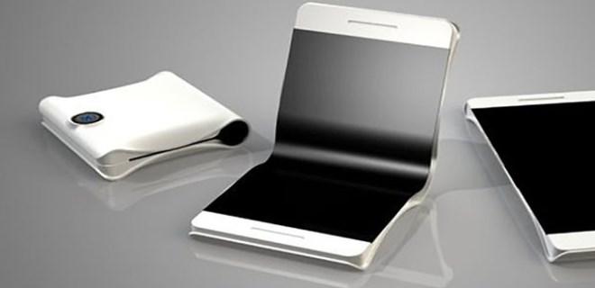Samsung katlanabilir telefon yapıyor!
