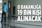 Sağlık Bakanlığı'na 19 bin işçi aranıyor