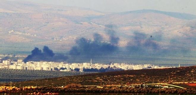 ABD'den art arda Afrin açıklaması!